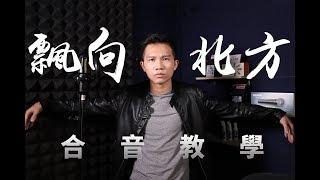 黃明志/王力宏-漂向北方(和音教學系列8)-唱歌技巧教學#42|SV科學歌唱 ft.富安