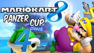 Let's Play MARIO KART 8  - Part 4: Panzer Cup [100 ccm]