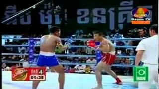 Khmer Boxing | 17 August 2014 BTV