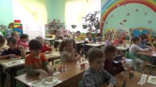 Занятие по ФЭМП в подготовительной к школе группе  г. Инсар детский сад