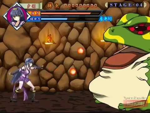 Game ACT Kunoichi Ga Iku Ryona
