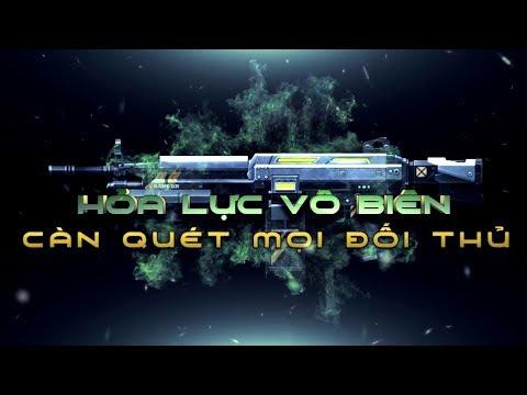 Bình Luận TK 🔫   Rocket Raccon Max Cận Chiến Zombie - Nam Blue ✔