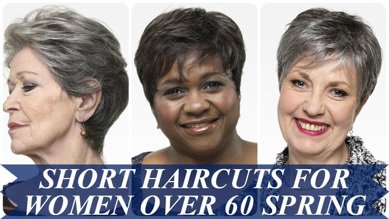 20 Hottest Ideas Best Short Haircuts For Women Over 60 Spring 2018