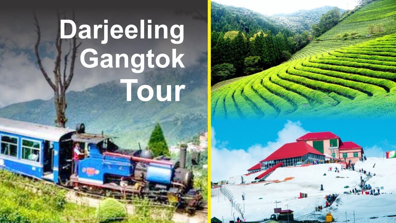 Darjeeling Tourist Places | Gangtok Tourist Places | By Divine India Tours
