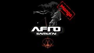 Afro Samurai - Critique Manga By Jinfuushen