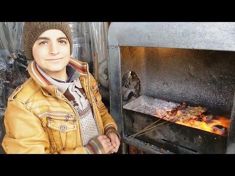 E5  Salmas & Pejhmans special barbecue