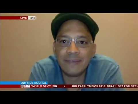 LTJ BUKEM @ BBC World News - fabriclondon review - 07 09 2016