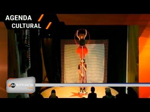 Agenda Cultural: dicas de lazer e cultura para o fim de semana na região