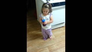 CUTE & FUNNY 2 YR OLD - The Lighter Side of Potty Training