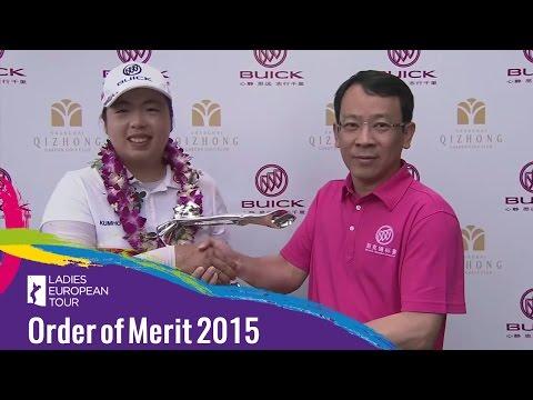 Order Of Merit Award 2015 | Shanshan Feng