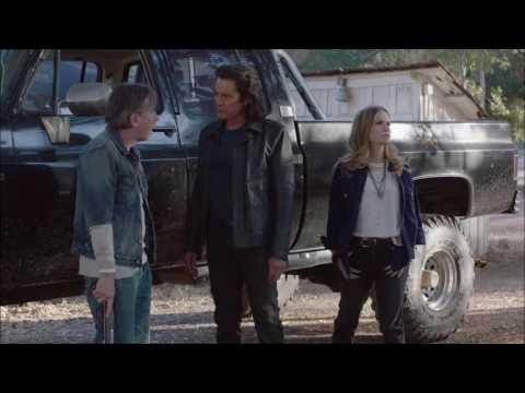 Tim Roth and Jennifer Jason Leigh in Twin Peaks 3x09