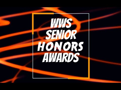 Wheaton Warrenville South High School's Senior Honors Assembly - Class of 2020