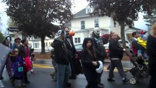 Horribles Parade Southbridge,Ma 10 31 2013