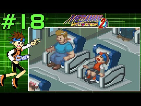 Mega Man Battle Network 2 - Part 18: Airplane!