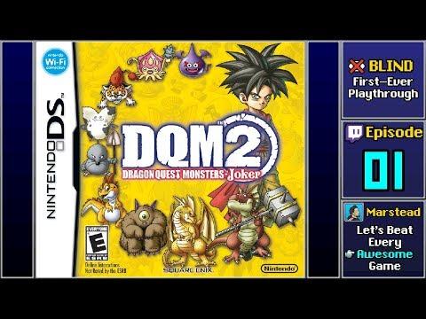 ✔️ Dragon Quest Monsters: Joker 2 (Episode 1/5) [Blind]