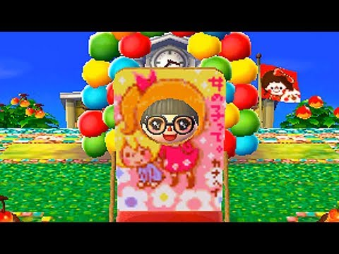 Dream diary animal crossing new leaf giddy school for Animal decoration games for girls