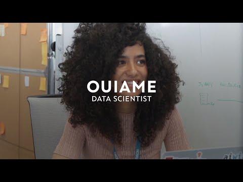 Meet Ouiame, data scientist at Decathlon !