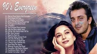 90's Evergreen Romantic Love Songs // Superhit Hindi Songs Jukebox - Unforgettable Love Songs
