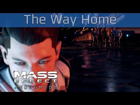 Mass Effect: Andromeda - Meridian: The Way Home Walkthrough [HD 1080P/60FPS]