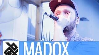 MADOX |  Citybeach Beatbox Performance 2015