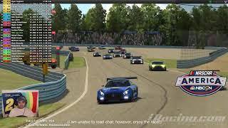 NASCAR America on NBCSN iRacing segment at Watkins Glen: Behind the Scenes (Adam POV)