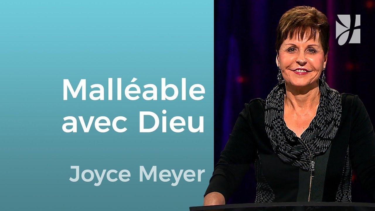 Résistez-vous au diable ? (4/4)  - Joyce Meyer - Grandir avec Dieu