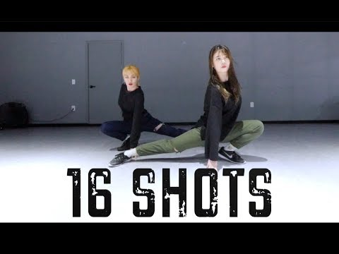 Stefflon Don - 16 Shots l Choreography @YeonJu Jang @1997DANCE STUDIO