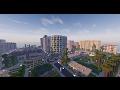 La Ville La Plus Réaliste Dans Minecraft !