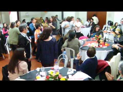 3  II Jantar das Mulheres   São João da Fresta   Teclista Paulo Dias   11 03 2017