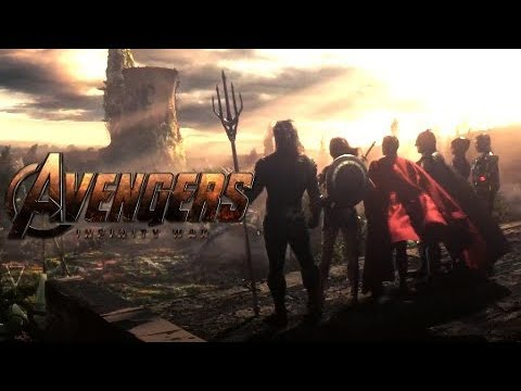Justice League trailer:(Avengers Infinity War style)