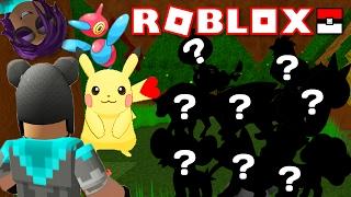 VALENTINE PIKACHU, PORYGON-Z + 8 SHINIES?!?! | Pokémon Brick Bronze [#41] | ROBLOX