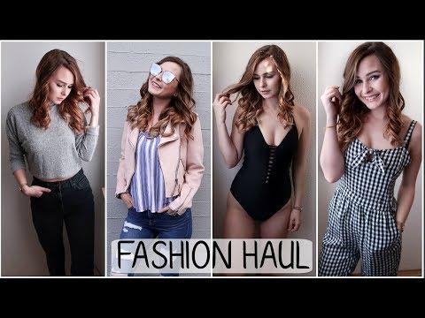 b99e3cc476 TRY ON Spring Fashion Haul - Topshop