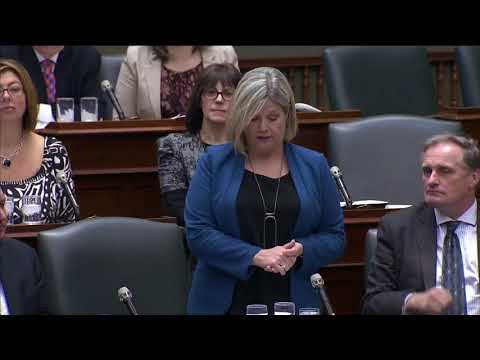 2018-04-17 Question Period
