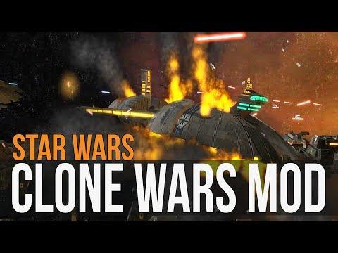 Star Wars: Empire At War - Clone Wars Mod - DROID Armies! Ep 5
