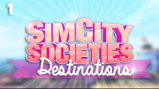 SimCity Societies | Destinations | Part 1- Welcome To Simbabwe.