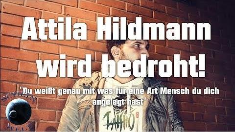 Attila Hildmann wird bedroht Coronavirus Verschwörung