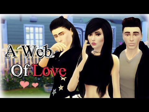 a-web-of-love-|-part-2---the-sims-4-machinima