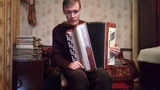 Как разобраться в левой клавиатуре баяна? Вспомогательный ряд басов. Урок#62