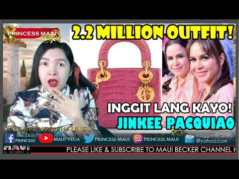 Download VIRAL! | IS JINKEE PACQUIAO'S LAVISH LIFESTYLE INAPPROPRIATE?