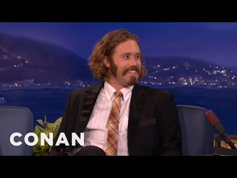TJ Miller's Painful Marriage Proposal - CONAN on TBS - YouTube