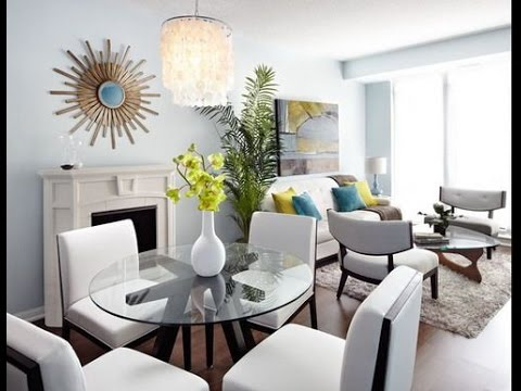 Living room dining room combo - Narrow living room dining ...