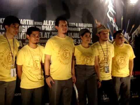 maliq & d'esensial at Jakarta Fair 2010