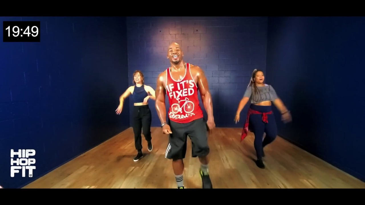 30min Hip-Hop Fit Dance Workout | Mike Peele