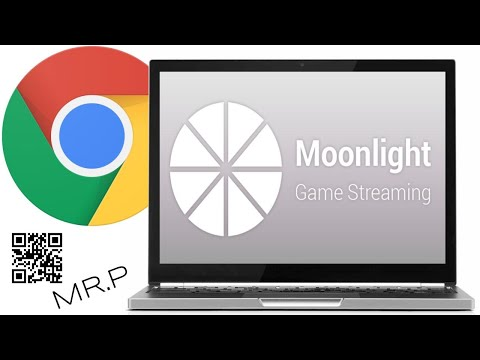 Stream PC Games To Chromebook Using Moonlight App