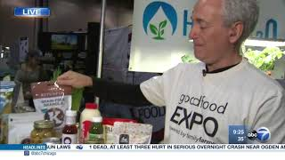 Good Food Expo promotes healthy, sustainable eating