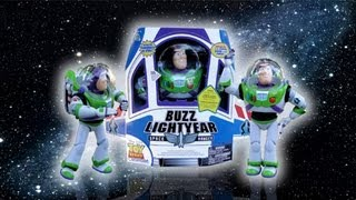 Buzz Lightyear commercial (re-made)