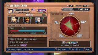 umvc3 turnabout pheonix wright gameplay