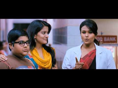 Kanna Laddu Thinna Asaiya - Santhanam's Master Plan HD