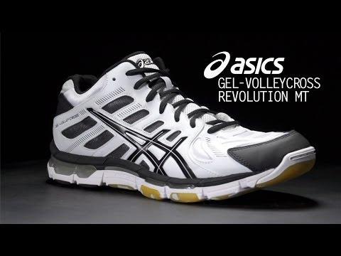 2261d0e1afa9a Asics Gel Volleycross Revolution MT