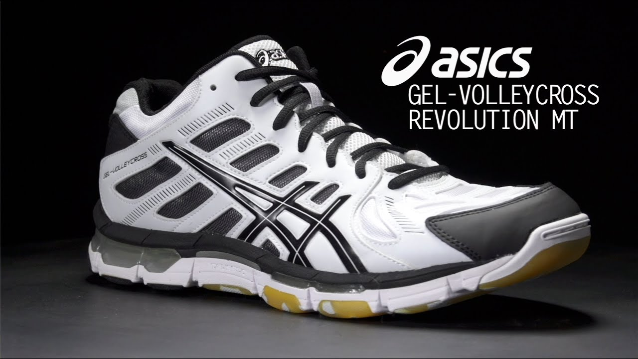 asics volleycross revolution italia